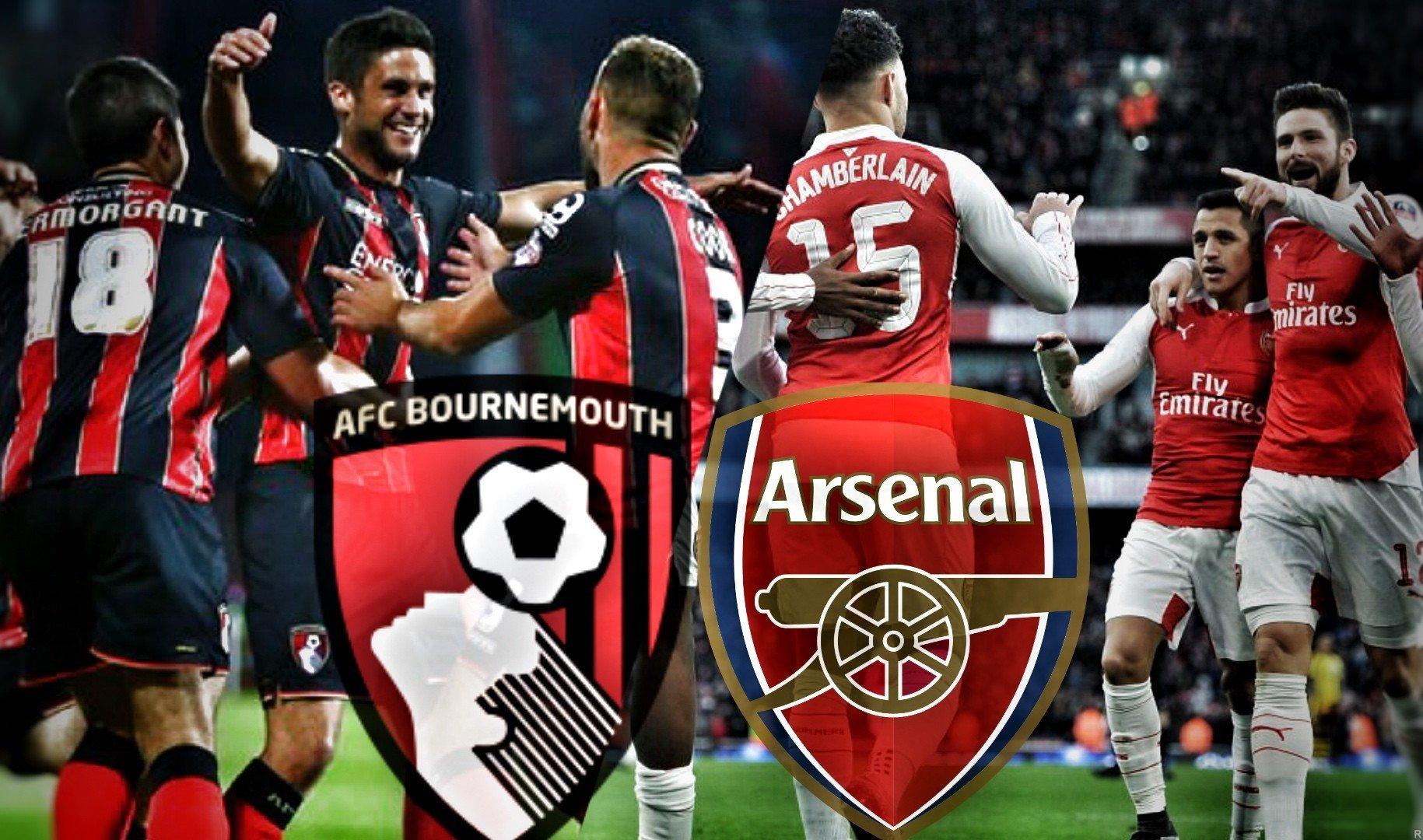 Прогноз на матч Борнмут - Арсенал