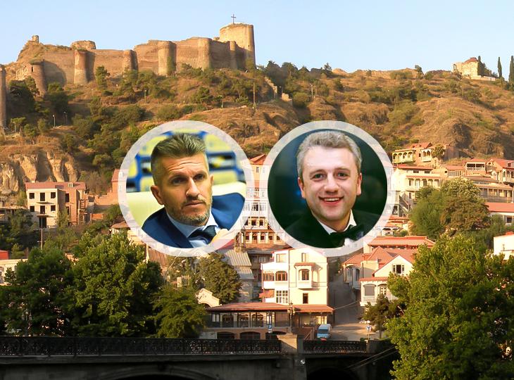 Баранка и Судадзе выступят на конгрессе в Грузии