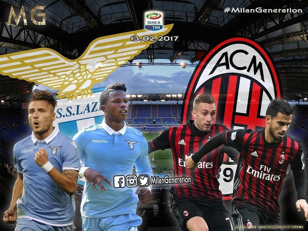 Прогноз на матч Лацио - Милан 10 сентября 2017