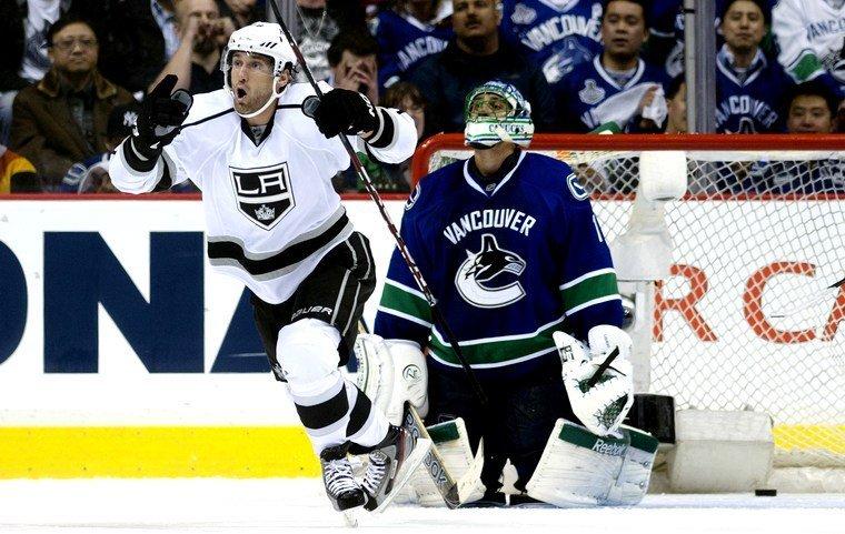 Ванкувер лос анджелес прогноз хоккей