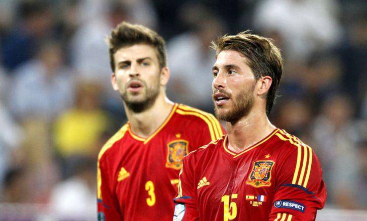Статистика желтых карточек футбол испания