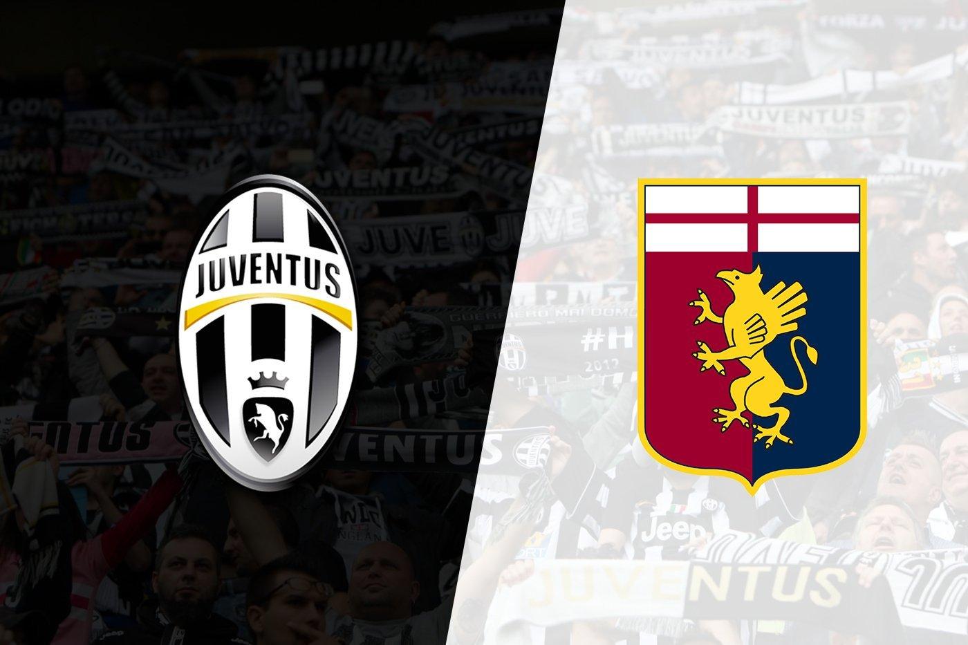 Прогноз на матч Ювентус - Дженоа 23 апреля 2017