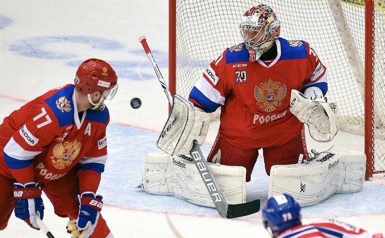 Коэффициент Хоккей Россия Швеция