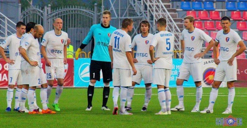Ставки на матч Тамбов СКА-Хабаровск
