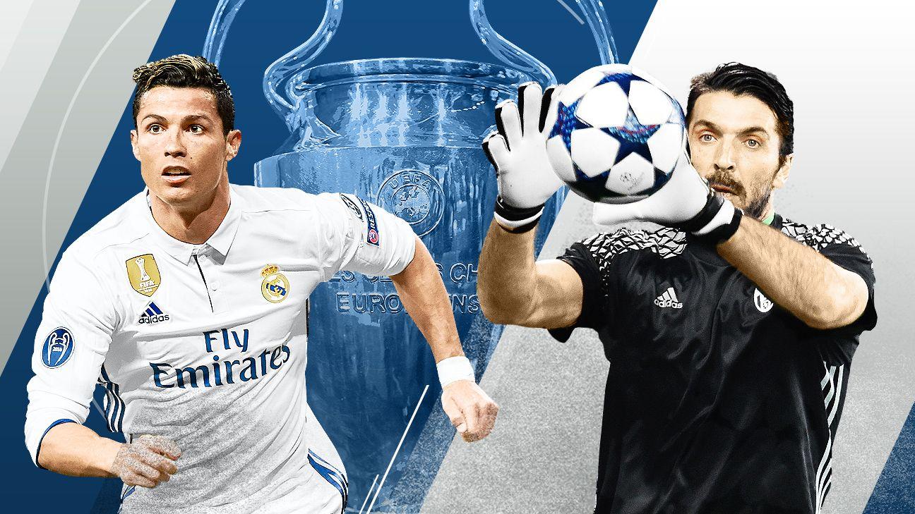 Прогноз на матч Ювентус - Реал Мадрид 03 июня 2017