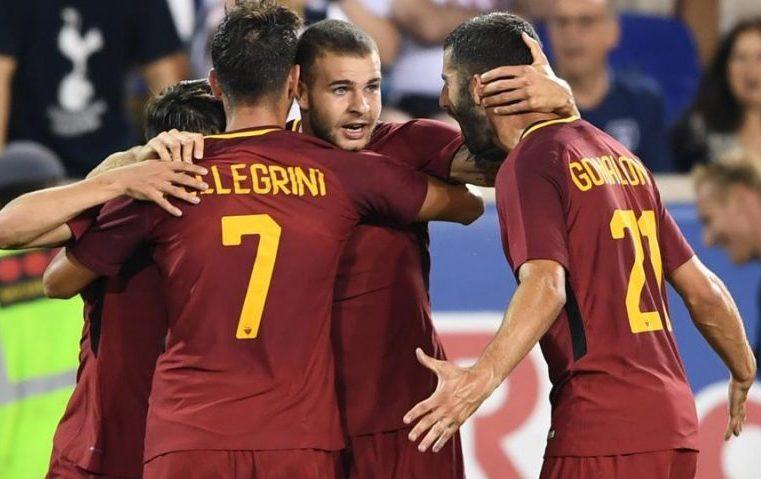 Прогноз матч Рома— Ювентус 30.07.2017