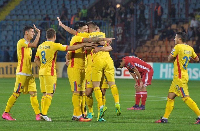 Футбол армения румыния прогноз евро 2018