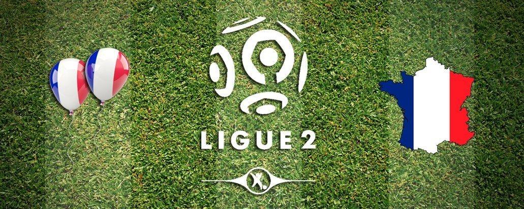 Чемпионат Франции 2 Лига