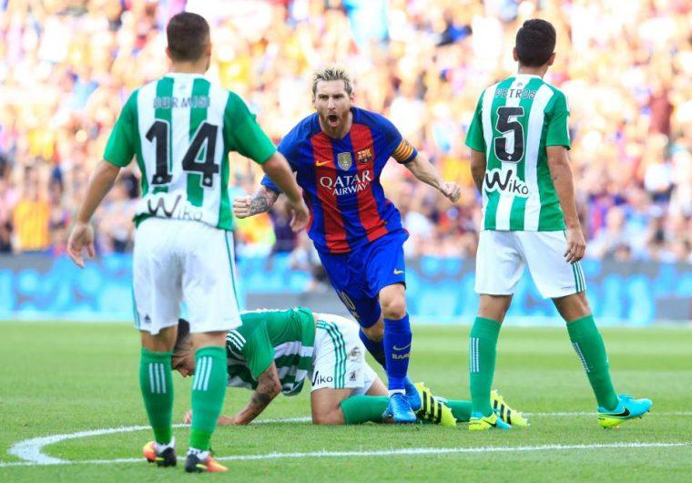 «Барселона»— «Бетис». Паулиньо пропустит матч из-за бюрократических сложностей
