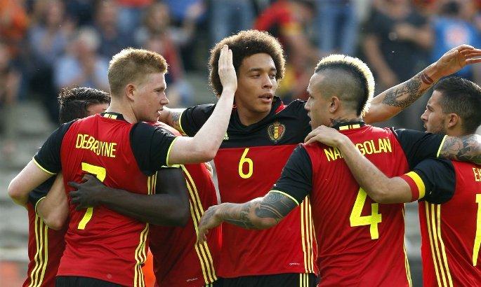 Бельгия: Где смотреть матч Казахстан