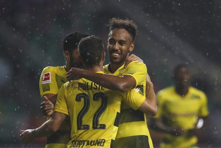 «Бавария» обыграла «Боруссию» вматче заСуперкубок Германии