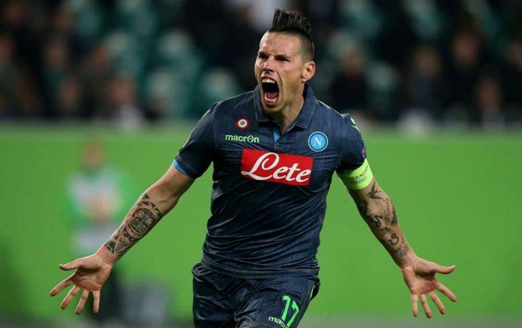 «Наполи» обыграл «Ниццу» впервом матче раунда плей-офф отбора Лиги чемпионов