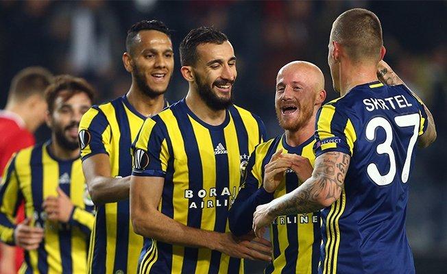 Футболисты «Вардара» победили «Фенербахче» в1-м матче раунда плей-офф отбораЛЕ