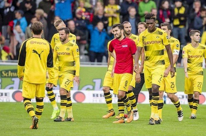 Боруссия дортмунд травмированные игроки