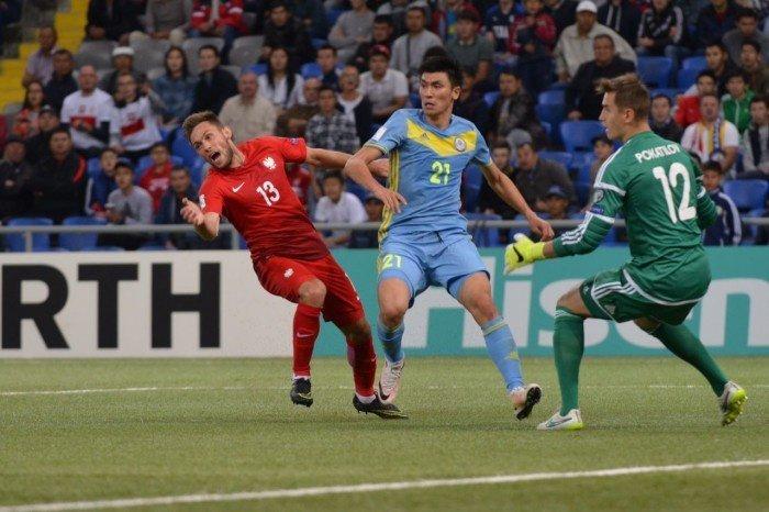 Футбол прогноз польша казахстан
