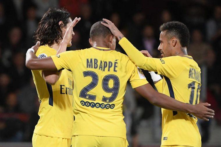 Лига чемпионов: Мбаппе повторил достижение Клюйверта