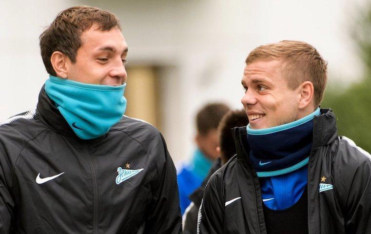 Вратарь «Зенита» Лунёв может сыграть против «Реал Сосьедада»