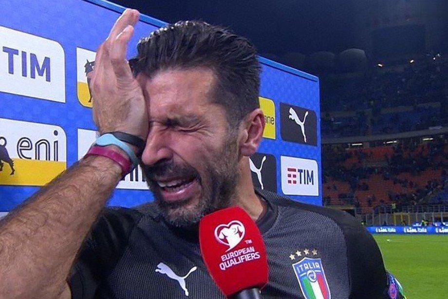Буффон иБарцальи пропустят матч против «Сампдории» из-за невыхода Италии наЧМ