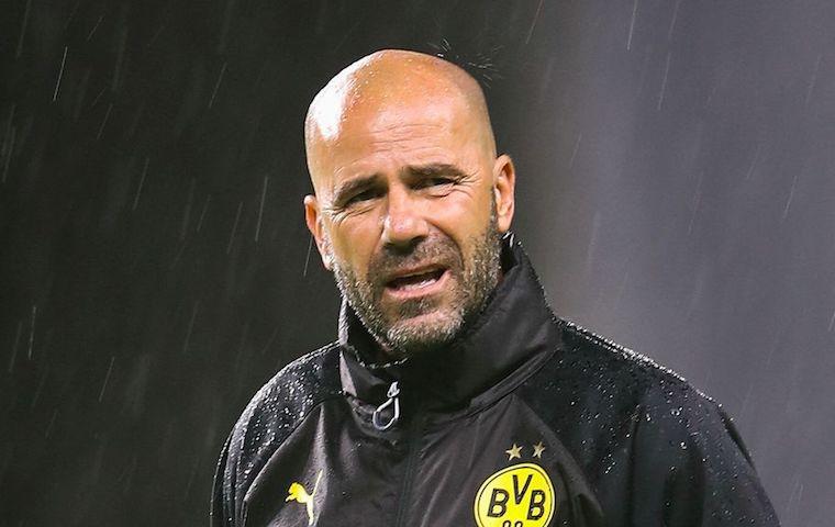Бош может быть уволен споста наставника «Боруссии» после 2-х ближайших игр