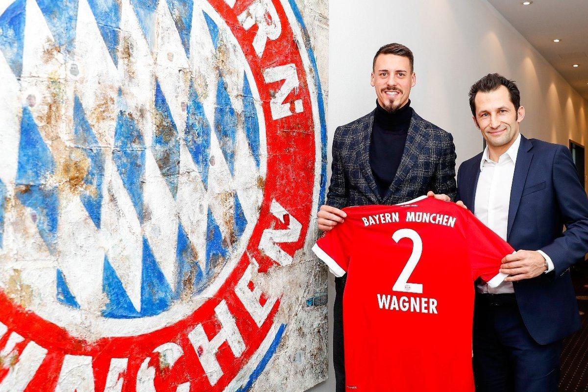 Вагнер опереходе в«Баварию»: «Вернусь домой, вродной клуб»