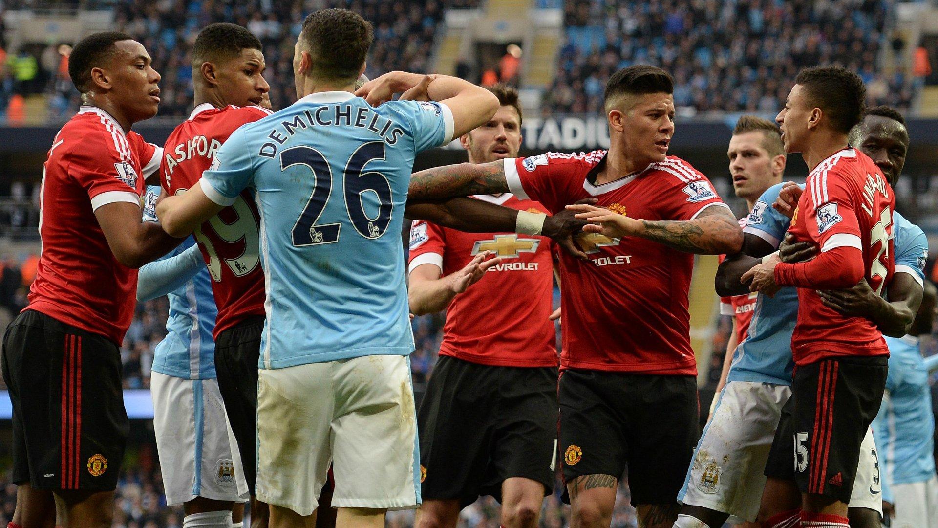 Манчестер Юнайтед – Манчестер Сити. Прогноз матча чемпионата Англии