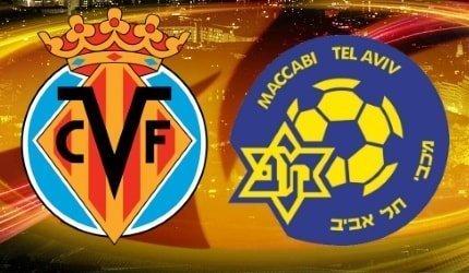 Вильяреал прогноз на Маккаби Тель-Авив матч