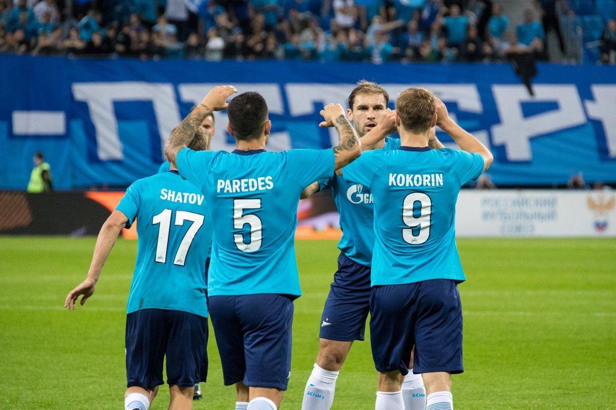 Прогноз на матч Реал Сосьедад - Зенит Санкт-Петербург 07 декабря 2017