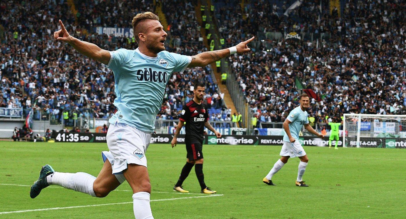 Ставки на футбол на Лацио — Дженоа. Ставки на чемпионат Италии 20 Ноября 2016