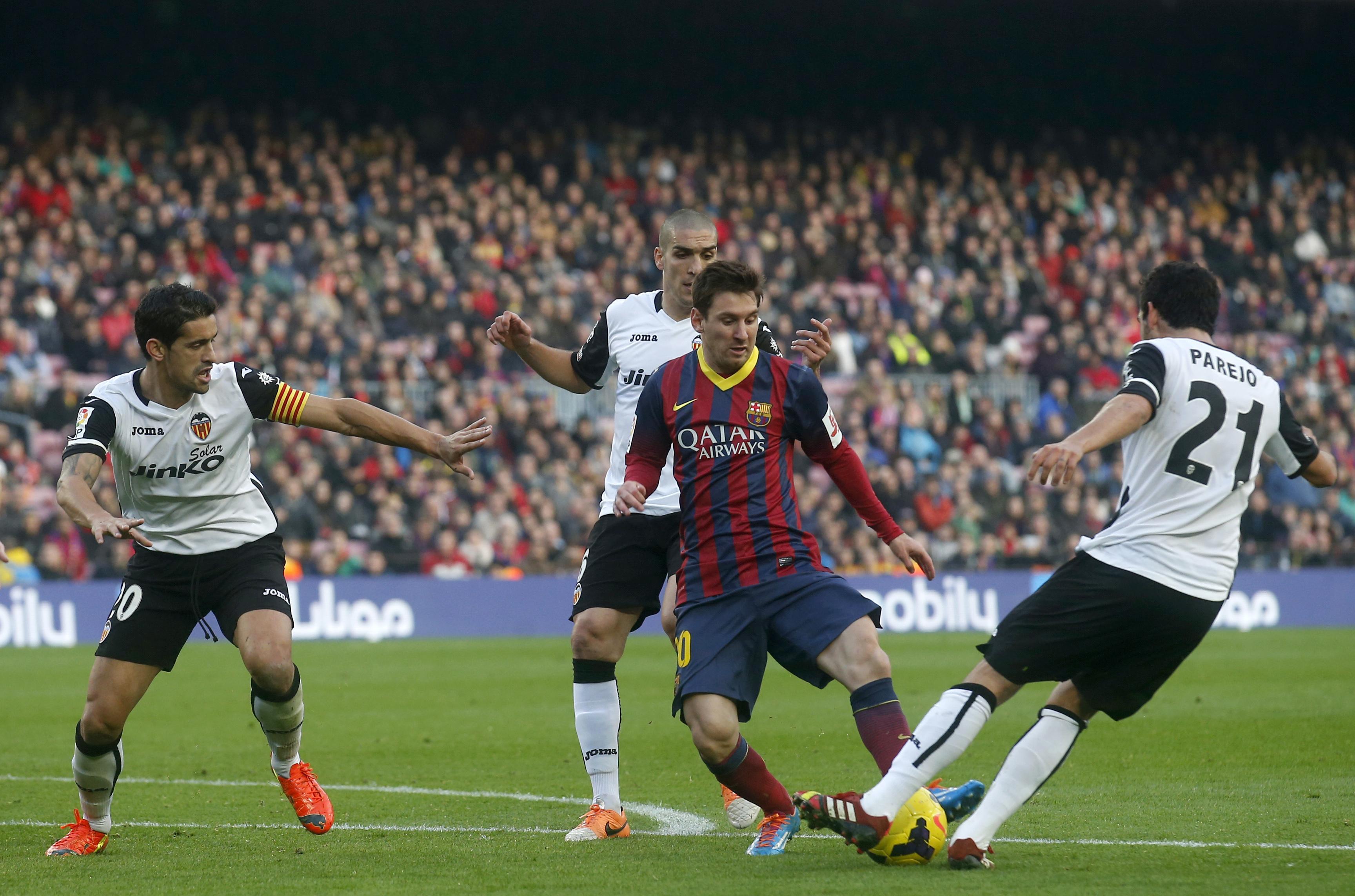 Прогноз на матч Вильярреал - Валенсия: тотал в три гола не будет превышен