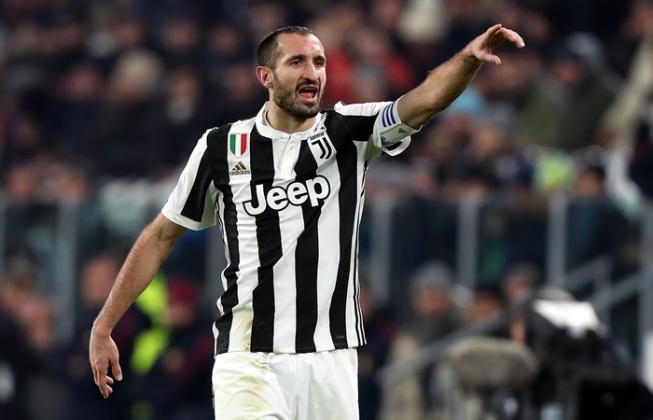 Джорджо Кьеллини сумеет сыграть вматче с«Миланом»