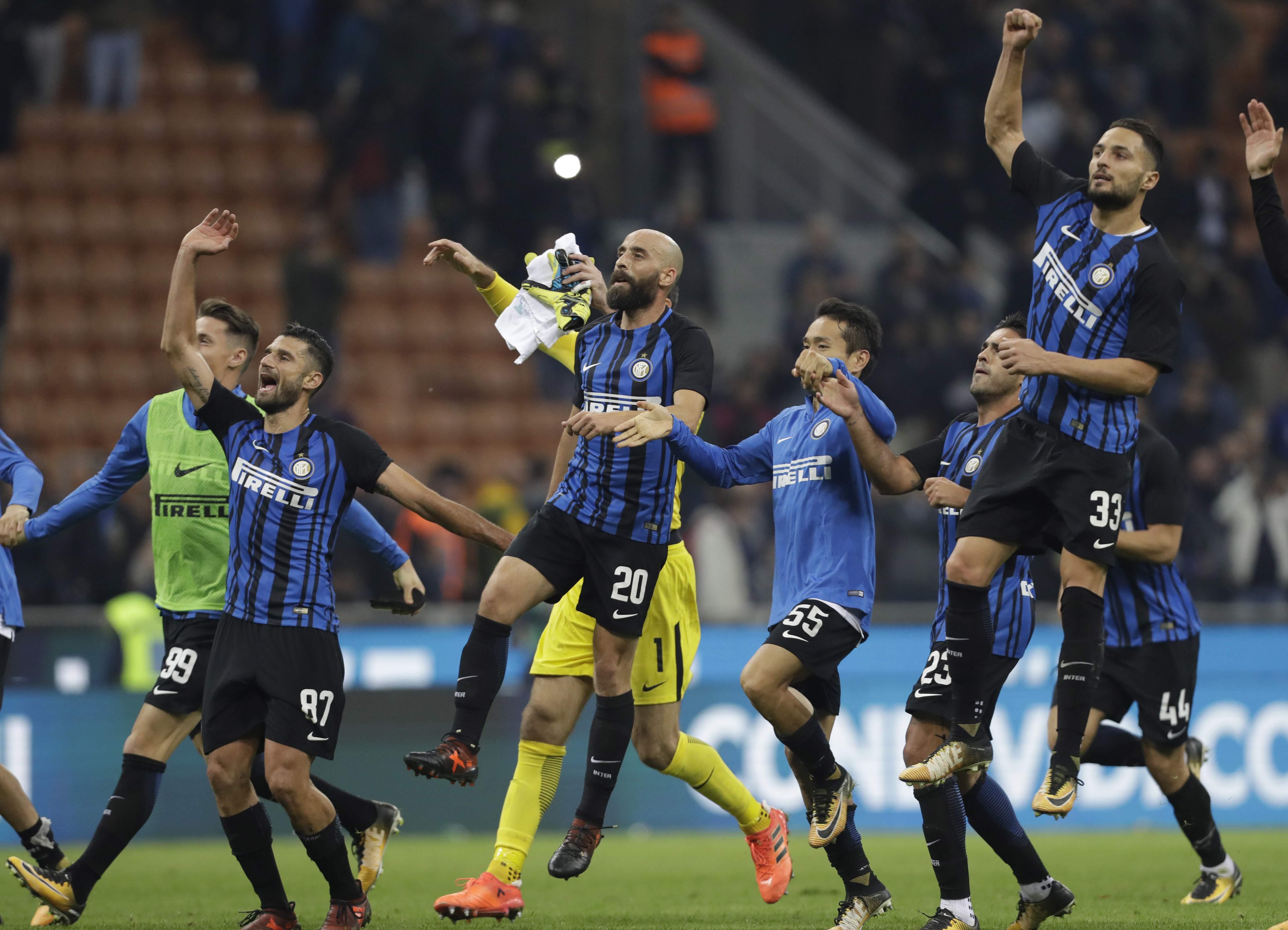 Футбол. Ставки на матч Сампдория — Интер. Ставки на футбол на 4 Октября 2015