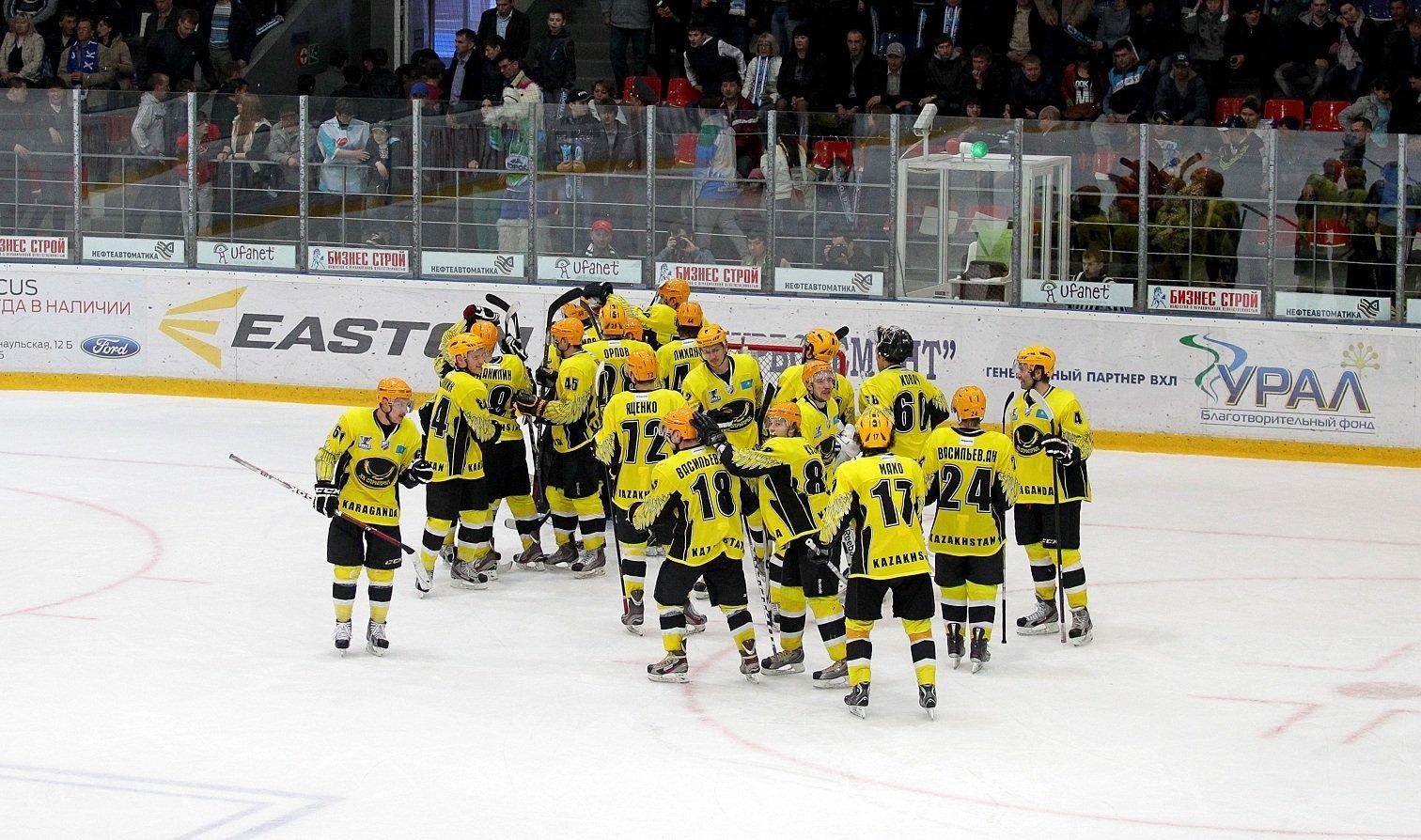 Хоккей. Ставки на Сары-Арка – Торос. Ставки на ВХЛ от 22 Марта 2016