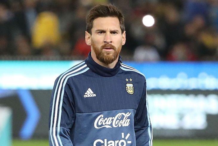 Месси несыграет против Испании