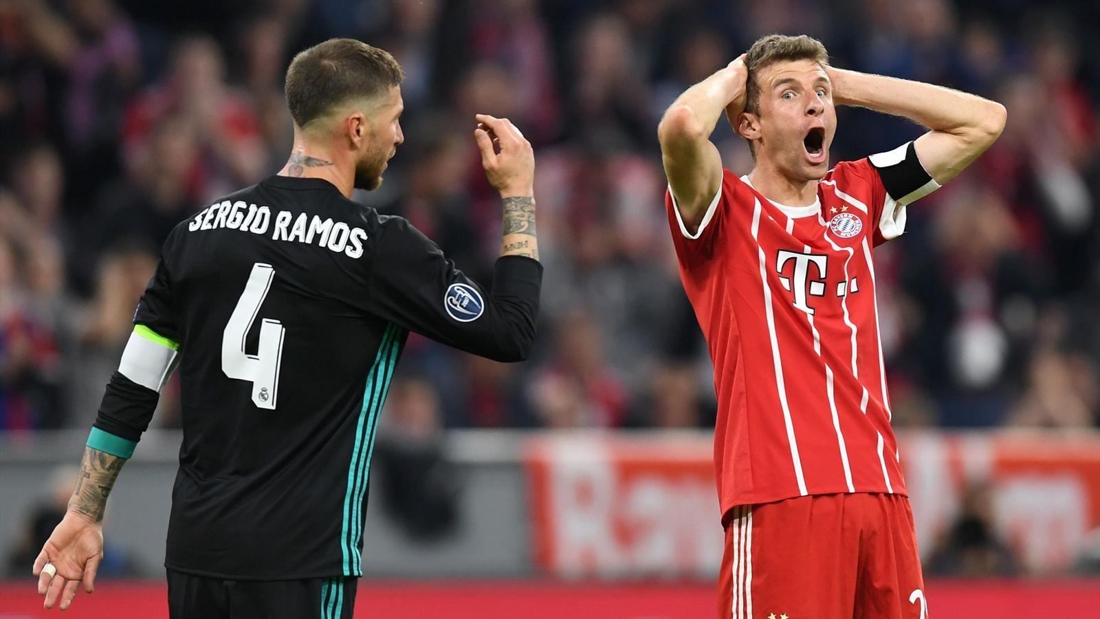 Ставки на матч Бавария – Барселона, Лига чемпионов 2018