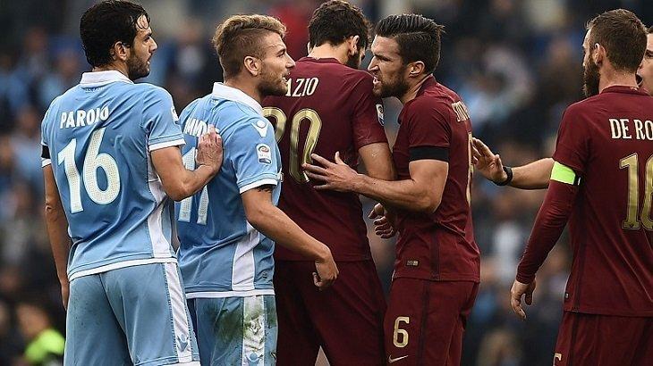 Где смотреть Лацио— Рома