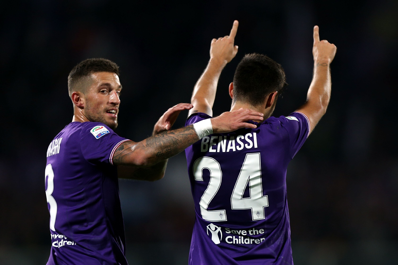Прогноз на матч Фиорентина - Рома: фиалки избегут поражения