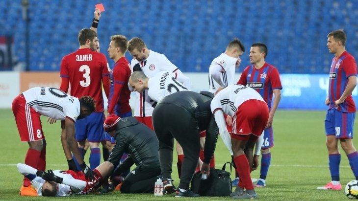 Нобоа назвал закономерной победу «Рубина» над «Амкаром» вматче РФПЛ