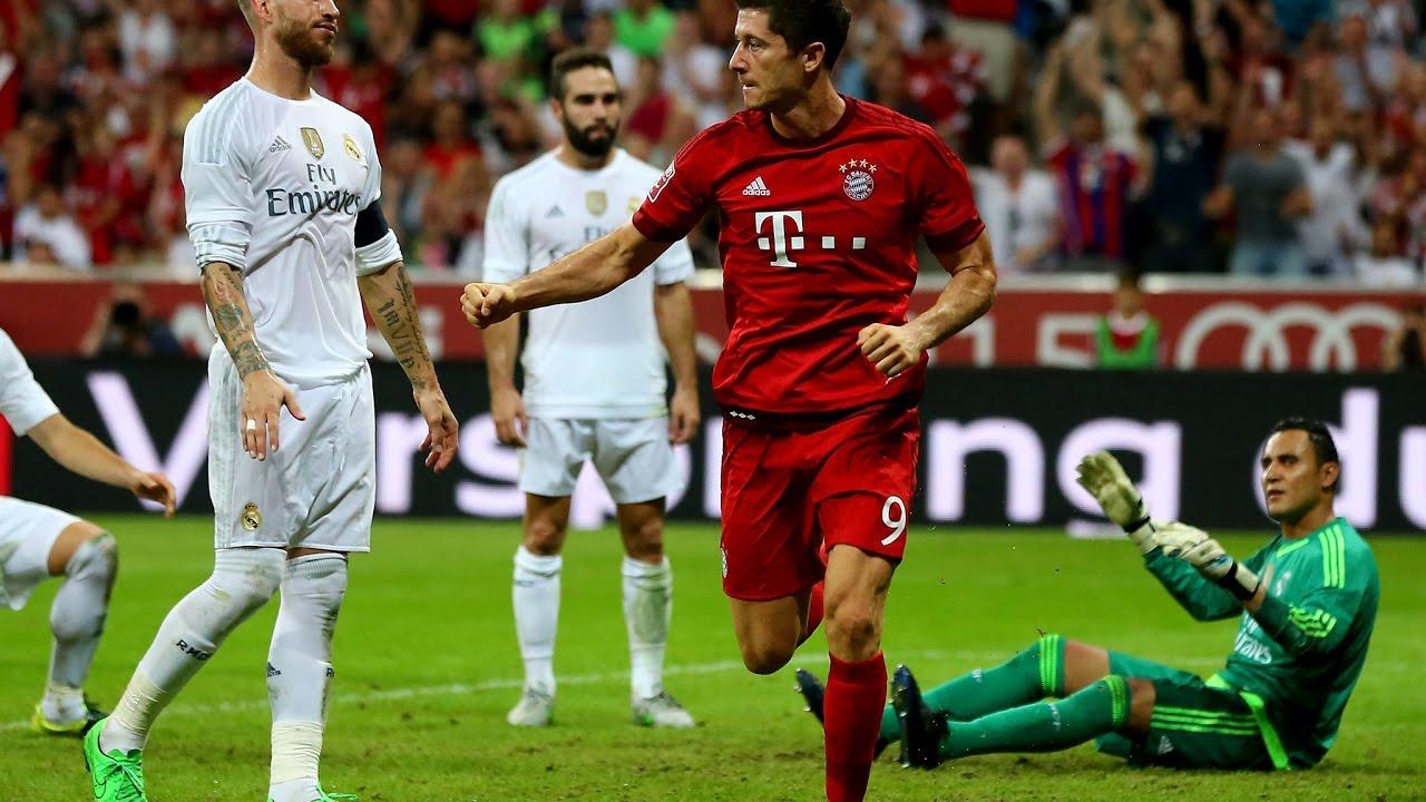 Ставки на матч Бавария – Реал, Лига чемпионов 2018