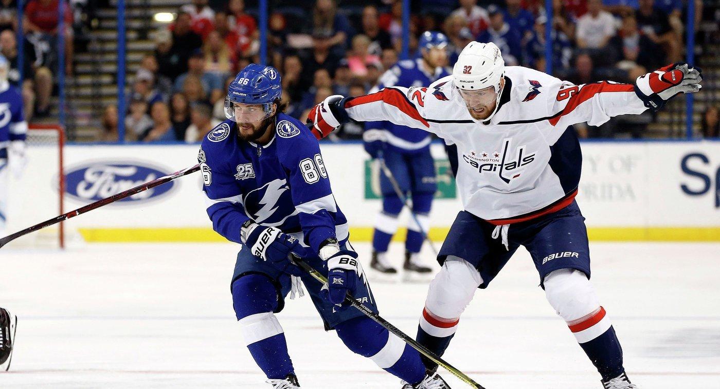 Прогноз и ставки на матч Тампа Бэй – Вашингтон. На что делать ставки на НХЛ 13 Мая 2018