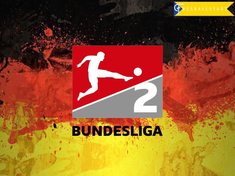 Германия бундеслига 2