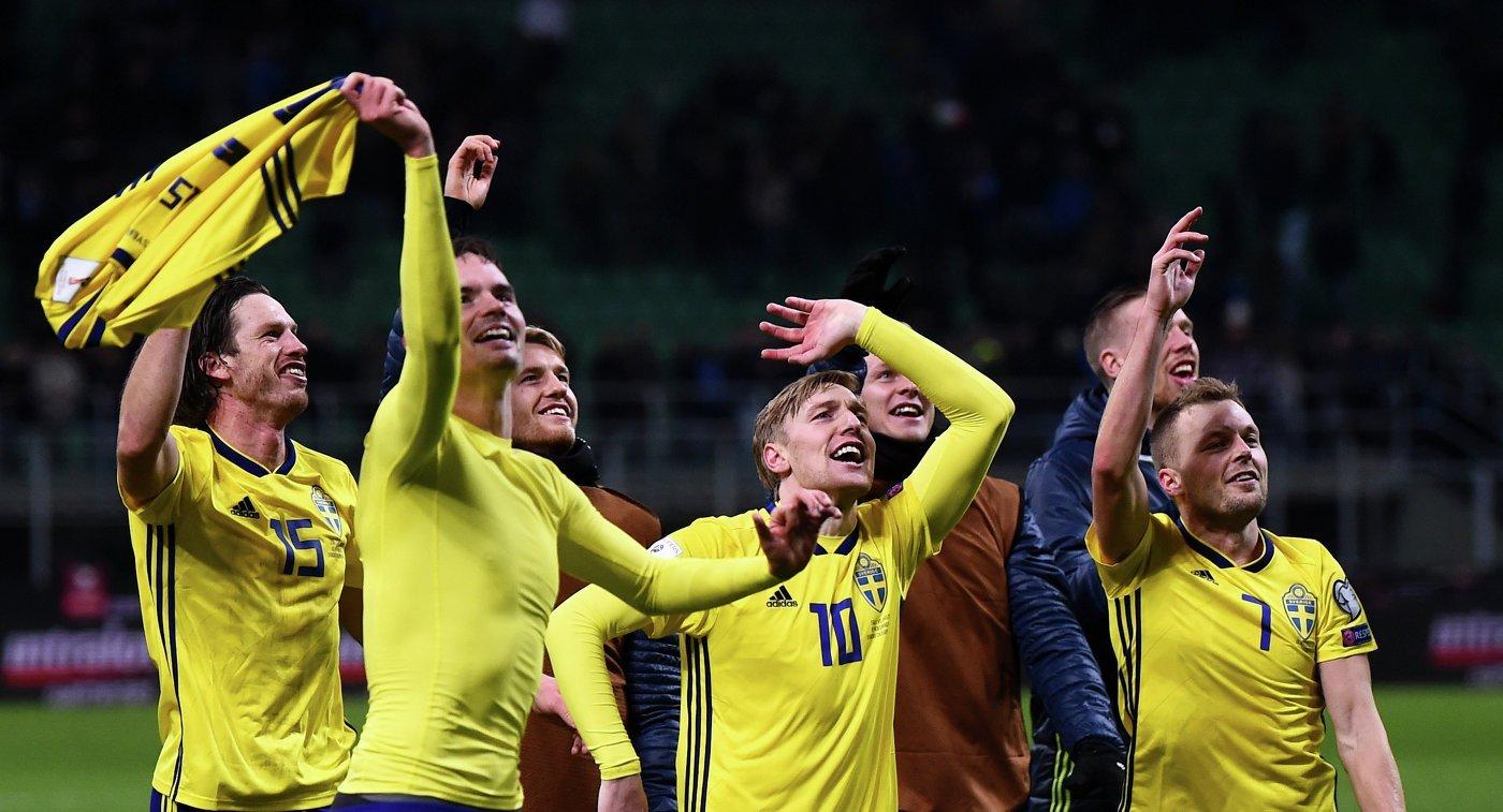 Ставки на матч Франция – Швеция, Чемпионат мира по хоккею 2018