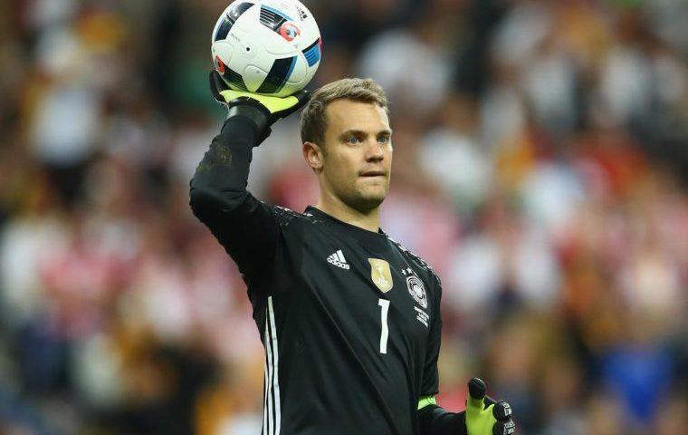 Нойер выйдет встартовом составе сборной Германии наматч сАвстрией