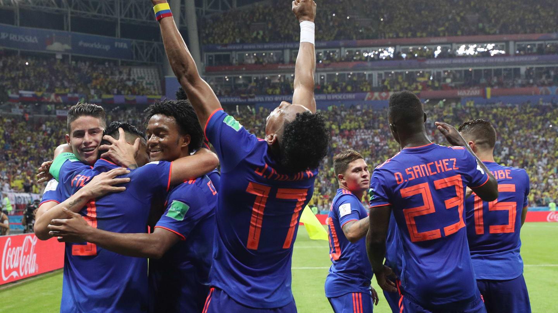 Бразилия – Колумбия прогноз на встречу чемпионата мира
