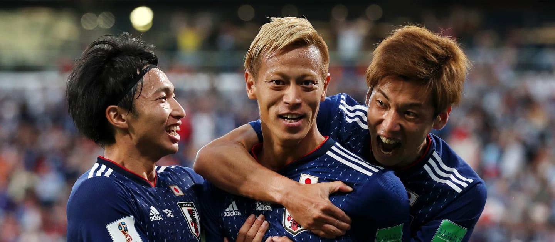 Прогноз на матч Япония - Польша 28 июня 2018