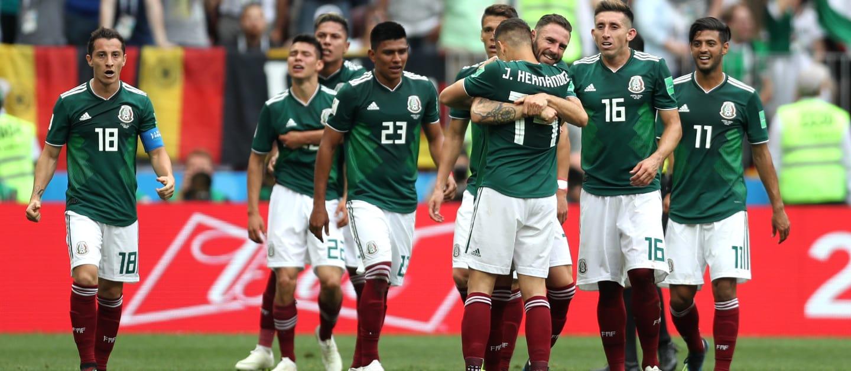 Прогноз на матч Республика Корея - Мексика 23 июня 2018