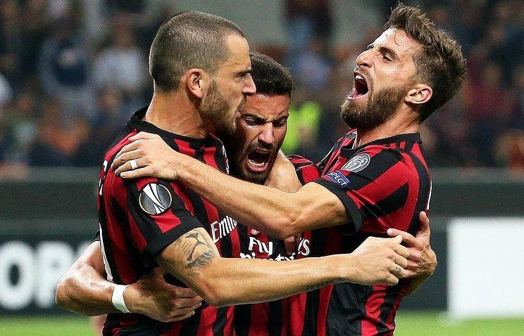 CAS отменил решение УЕФА. «Милан» сыграет вЛиге Европы