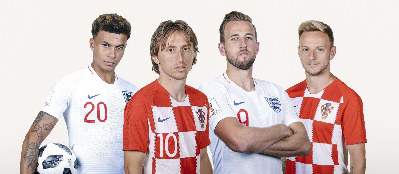 Прогноз ЧМ 2018: Хорватия – Англия, 11 июля 2018 года