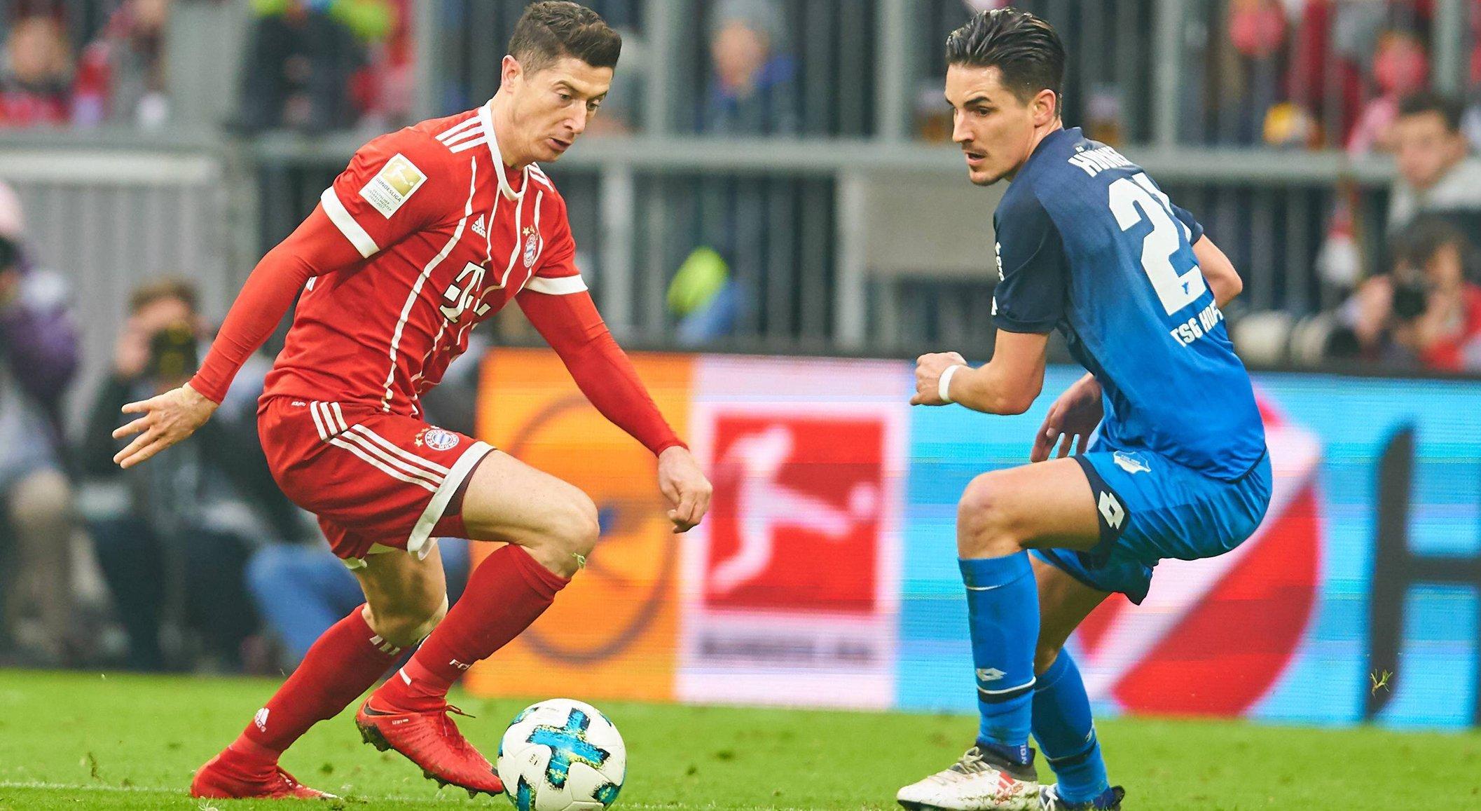 Бундеслига. Прогноз на матч Бавария — Хоффенхайм