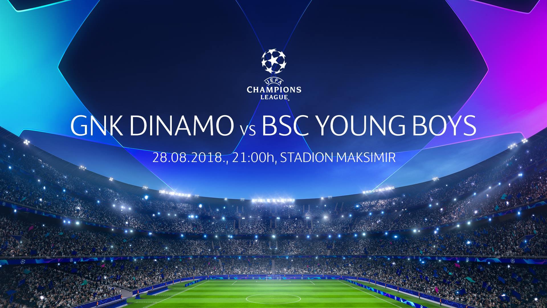 Прогноз на матч Динамо Загреб - Лион