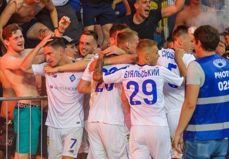 Динамо Київ - фаворит матчу Ліги Європи проти Астани